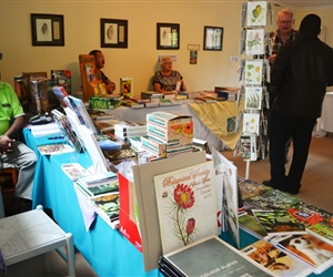 RandomHarvestBooksaleinmeetingvenue2015