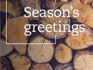 Season's Greetings from our Accommodation in Muldersdrift